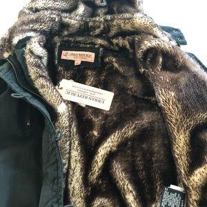 NWT Urban Republic Faux Fur Jacket